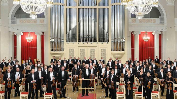 サンクトペテルブルク・フィルハーモニー交響楽団