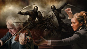 演奏家と指揮者の戦い