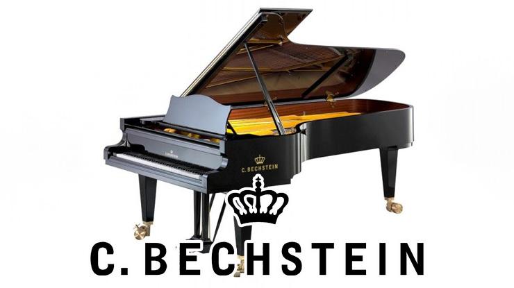 べヒシュタインのグランドピアノ