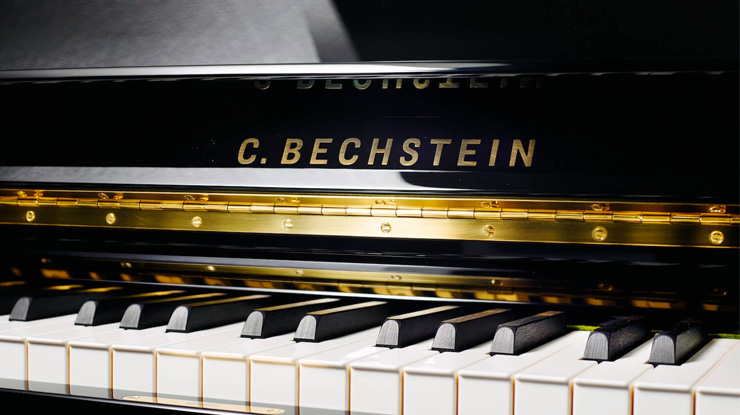 ベヒシュタイン ピアノ