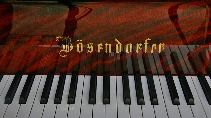 ベーゼンドルファー グランドピアノ