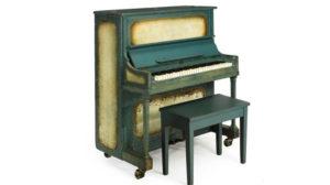 映画カサブランカのピアノ