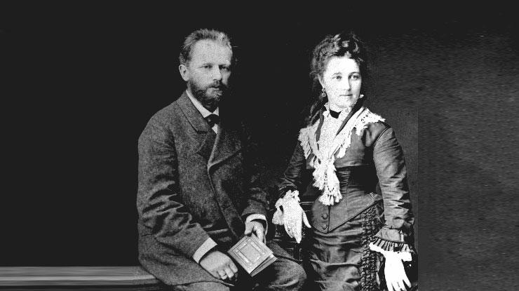 チャイコフスキーと悪妻