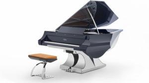 ファツィオリのグランドピアノ