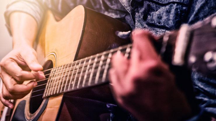 難しい楽器 ギター