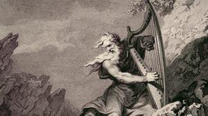 ハープの起源