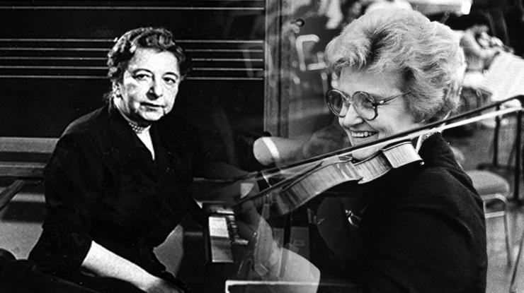 ジュリアード音楽院の教師たち