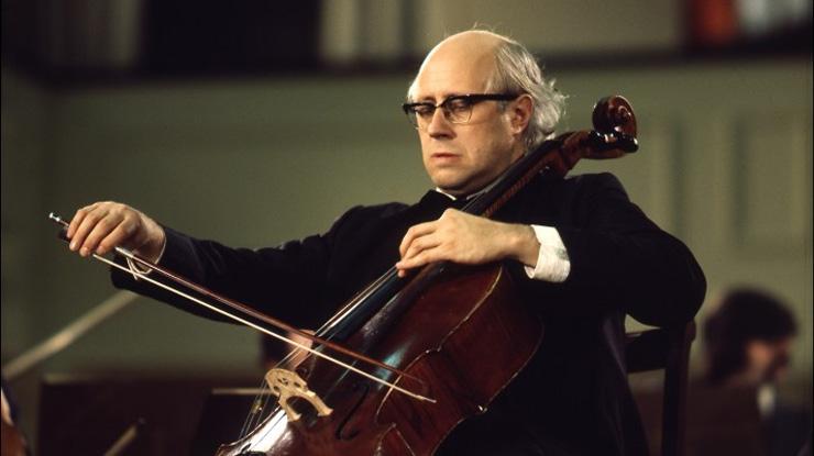 Mstislav Leopol'dovich rostropovich