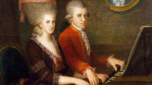 モーツァルトと悪妻