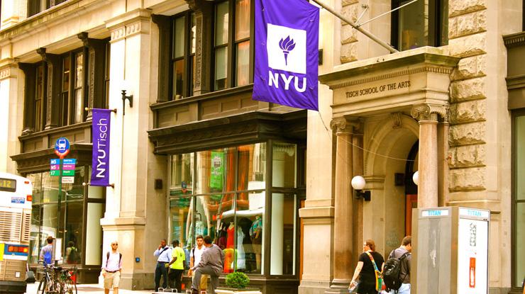 ニューヨーク大学