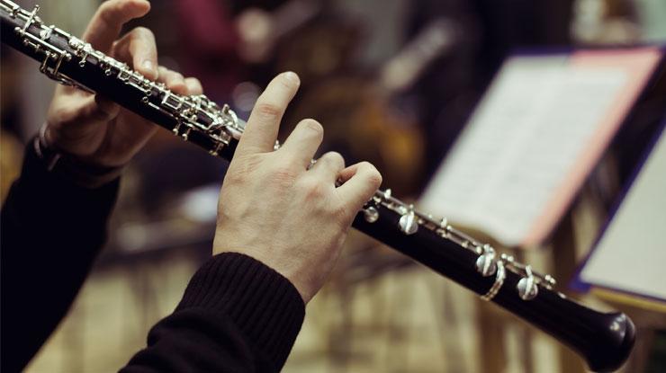 難しい楽器 オーボエ