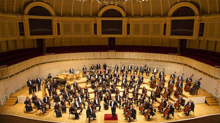 オーケストラ シカゴ交響楽団