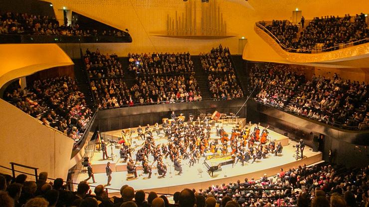 オーケストラ パリ管弦楽団
