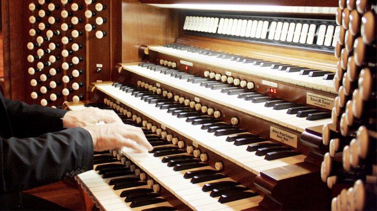 難しい楽器 オルガン