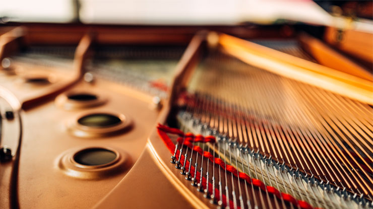 ピアノの弦の数を答えられますか?