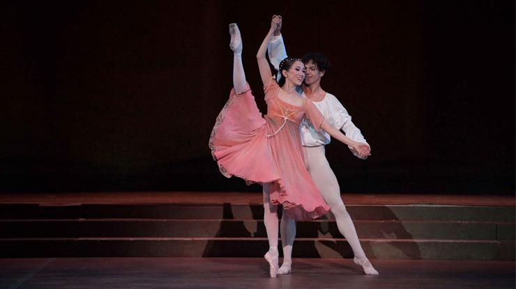 ロメオとジュリエット バレエ