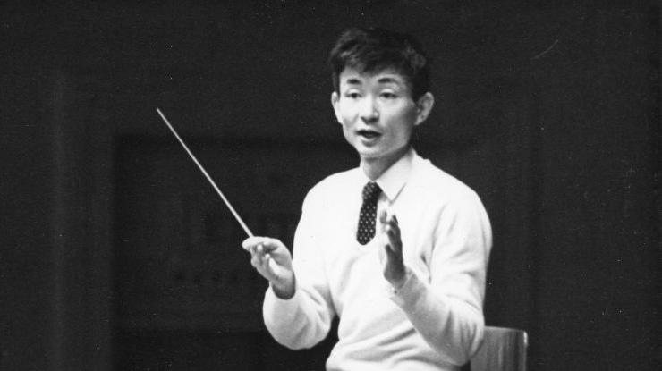 小澤征爾ニューヨーク・フィルの副指揮者就任