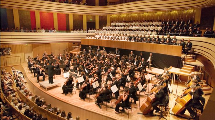 オーケストラの称賛の仕方