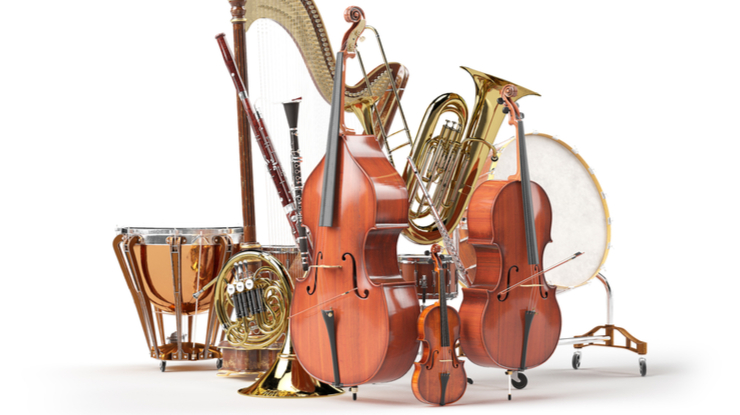 プロが使用する楽器の値段