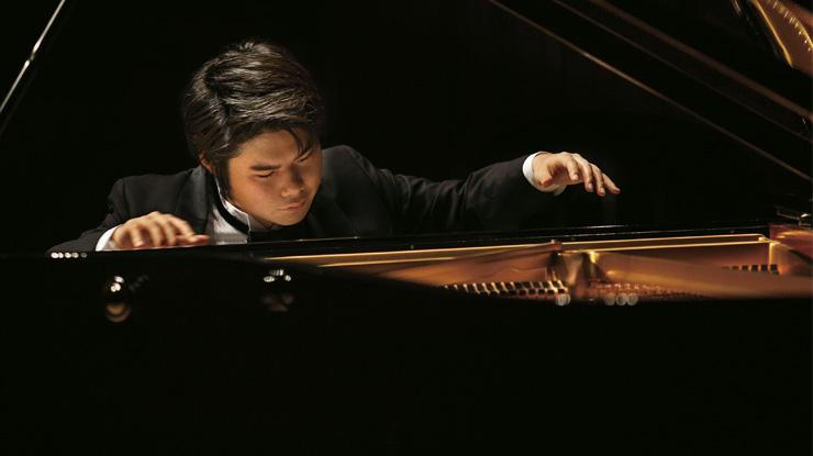 全盲のピアニスト