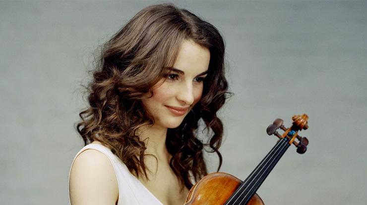 美人バイオリニスト アリーナ・ポゴストキーナ