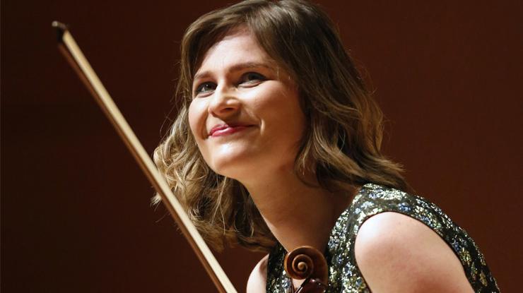 美人バイオリニスト リサ・バティアシュベリ