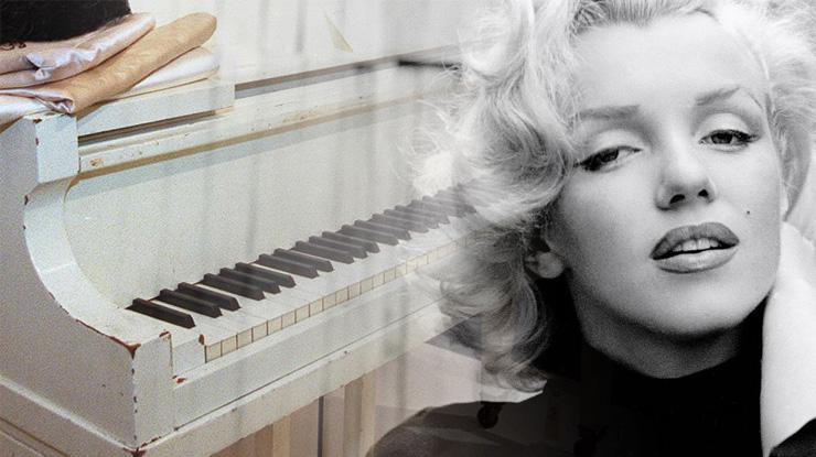 マリリンモンローのピアノ