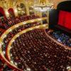 オペラの会場